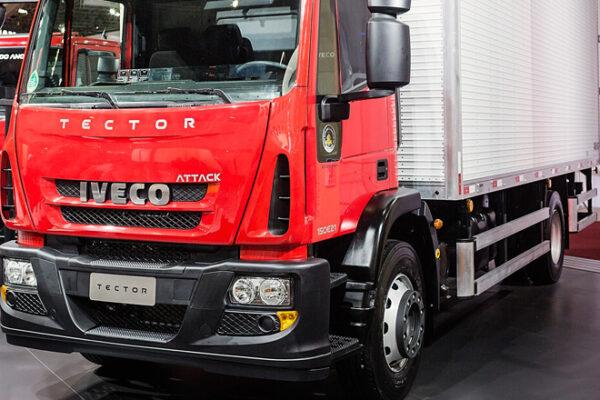 Nova versão: Iveco Tector Attack 280