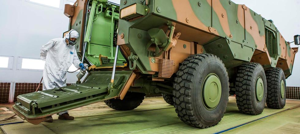 Brasil começa incorporar o Guarani às Forças Armadas