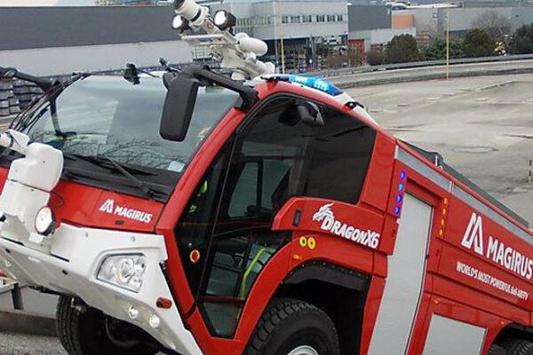 Aeroportos da Espanha adquirem veículos Iveco Magirus para combate a incêndios