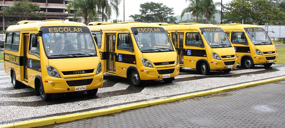 Alunos da rede pública de ensino de Santa Catarina irão usar o modelo Iveco CityClass como meio de transporte