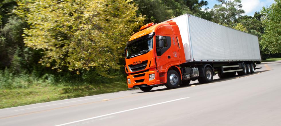 Nova lei dos caminhoneiros já entrou em vigor
