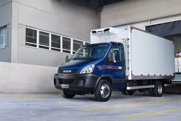 Transportadoras paulistas testam Iveco Daily GNV