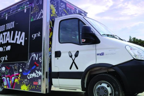 Iveco participa do primeiro reality show sobre food trucks no Brasil