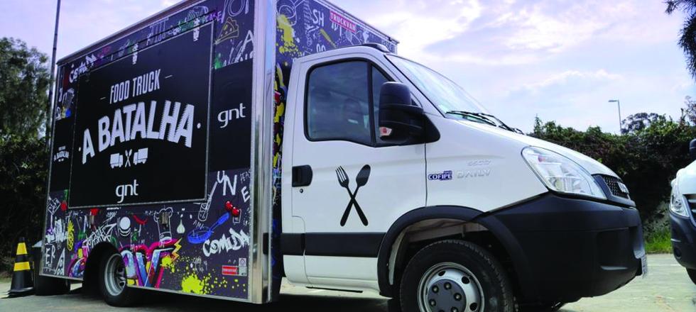 Iveco participa do primeiro reality show sobre food trucks no Brasil