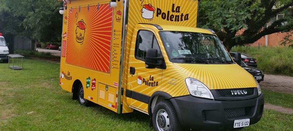 Food Truck, La Polenta, escolheu o Iveco Daily para rodar as ruas de São Paulo