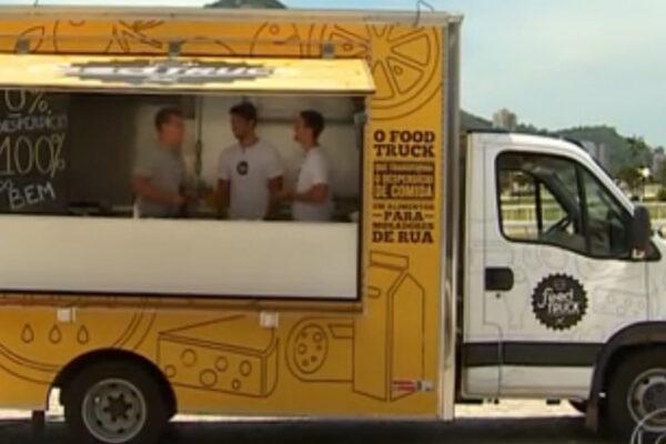 Iveco Daily se transforma em um Food Truck diferente