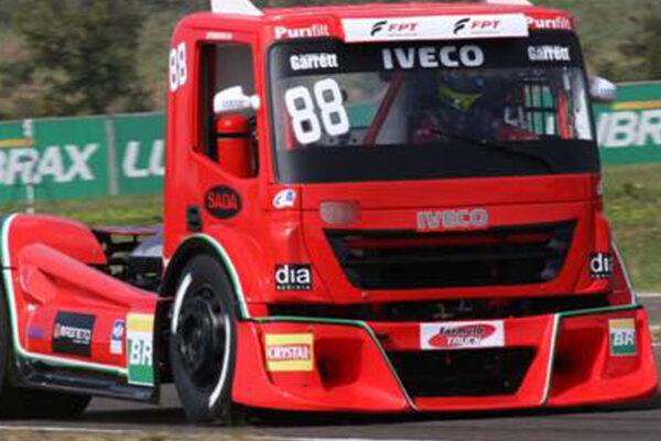 Beto Monteiro conquista o 4º lugar na segunda etapa da Fórmula Truck