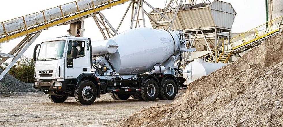 Iveco faz parceria com ABESC para desenvolver soluções para setor de concretagem