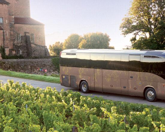 CNH Industrial promove frotas de ônibus eficientes e sustentáveis