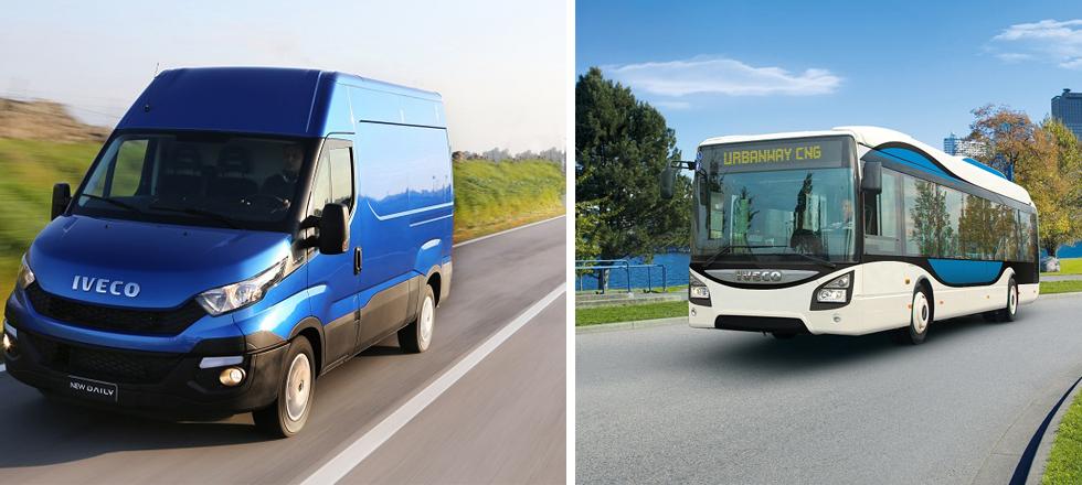 Iveco apresenta excelência industrial para mobilidade e logística sustentável