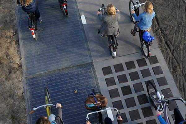 Conheça a primeira ciclovia solar do mundo