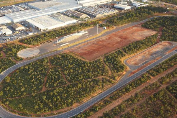 Pista de testes da Iveco é inaugurada em Sete Lagoas
