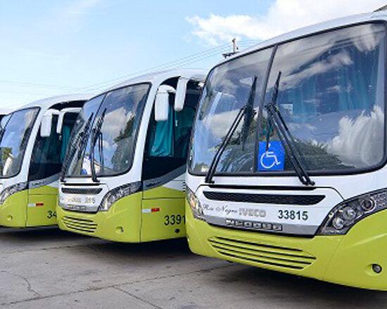 Iveco Bus entrega seis chassis para empresa de Minas Gerais