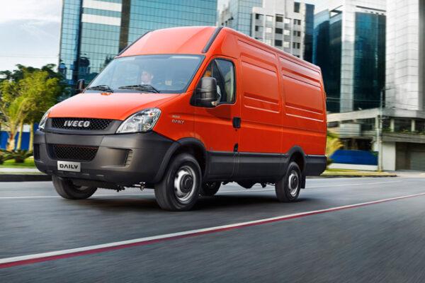 Iveco Daily foi eleito a melhor compra no segmento de furgões acima de 1.000 kg