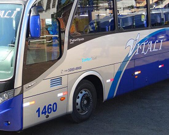 Iveco entregou 6 chassis 170S28 para a Viação Vitali, tradicional empresa do setor, que está no mercado desde 2008 no transporte de passageiros e de cargas.