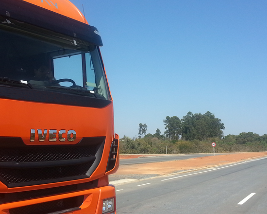 Iveco HI-WAY o mais moderno extrapesado do mercado