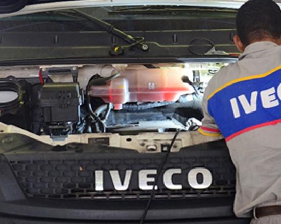 Iveco comercializa peças genuínas para veículos usados