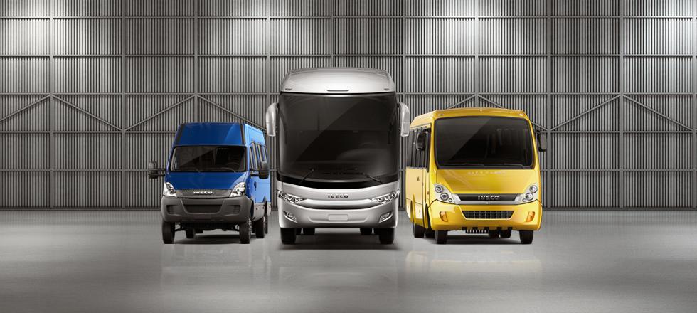 Iveco Bus participa do evento Brasilfret 2015 e 16º Encontro Fresp