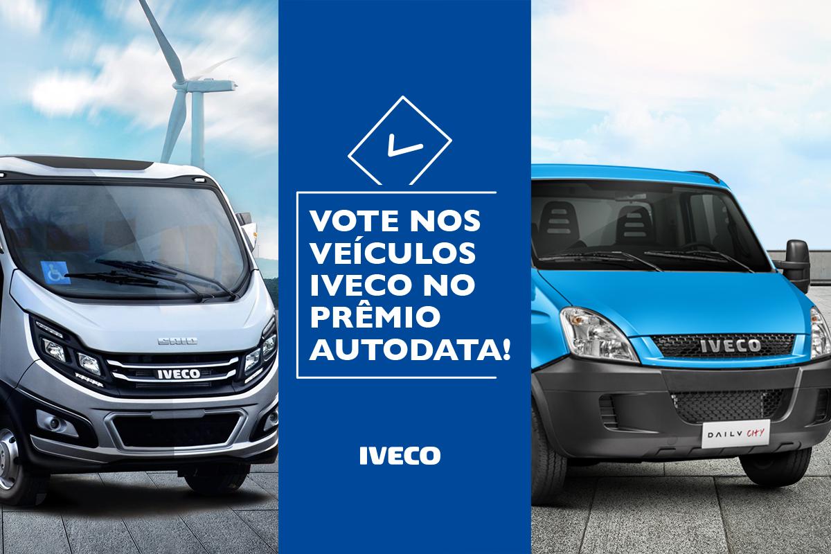 Prêmio AutoData IVECO
