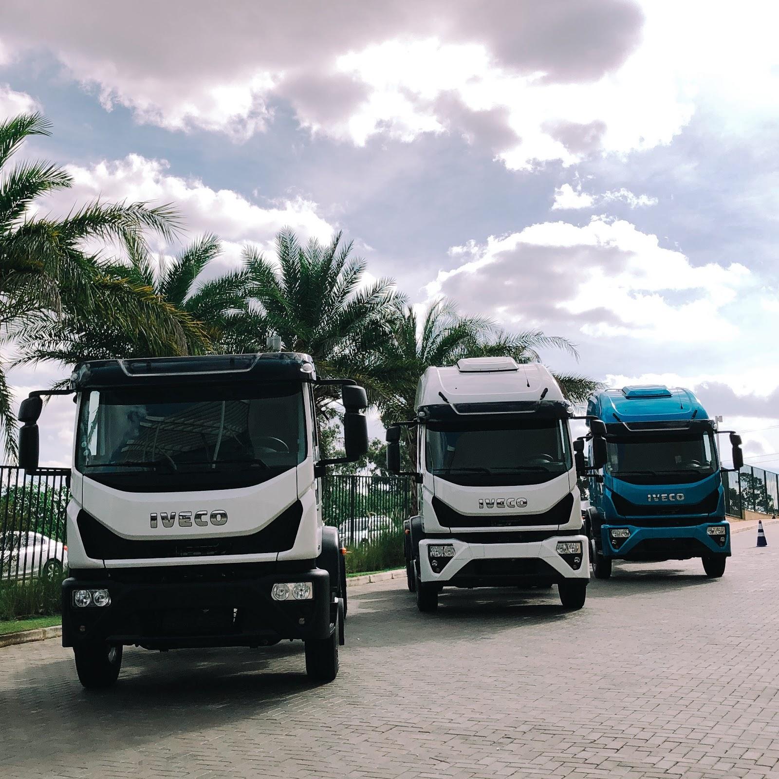 Família Iveco Tector Cresce com os modelos 9 e 11 toneladas 1
