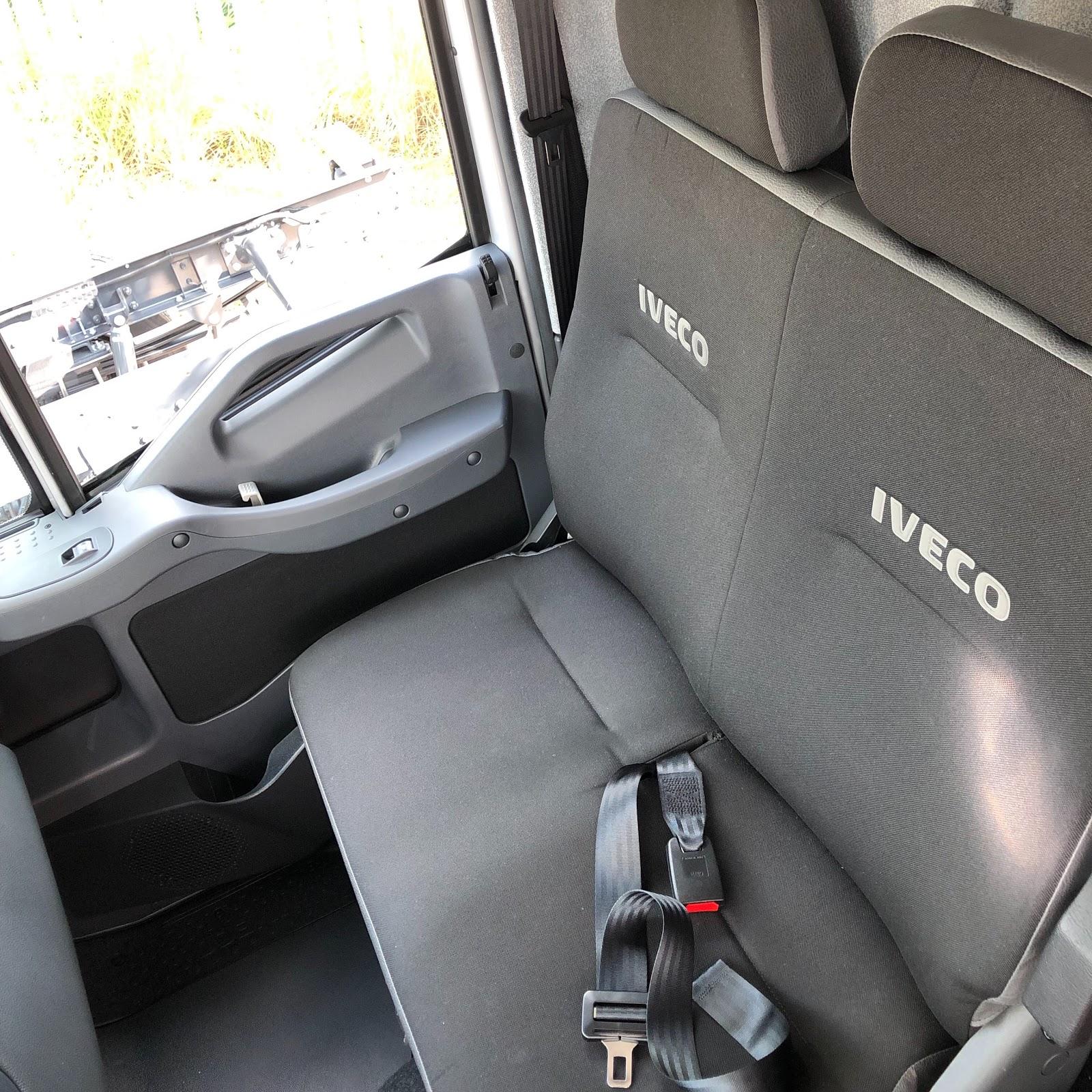 Família Iveco Tector Cresce com os modelos 9 e 11 toneladas 2
